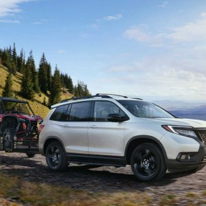 2019 Honda Passport And Honda Talon 1000 | Honda Passport Forum